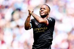 Man City đại thắng 5-0 nhờ cú hat-trick của Sterling