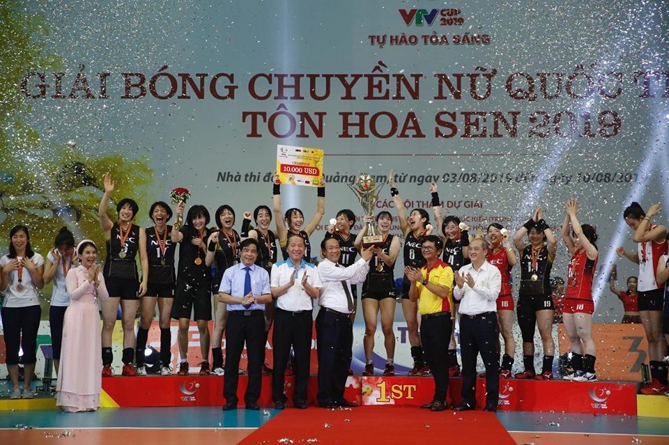 VTV Cup 2019