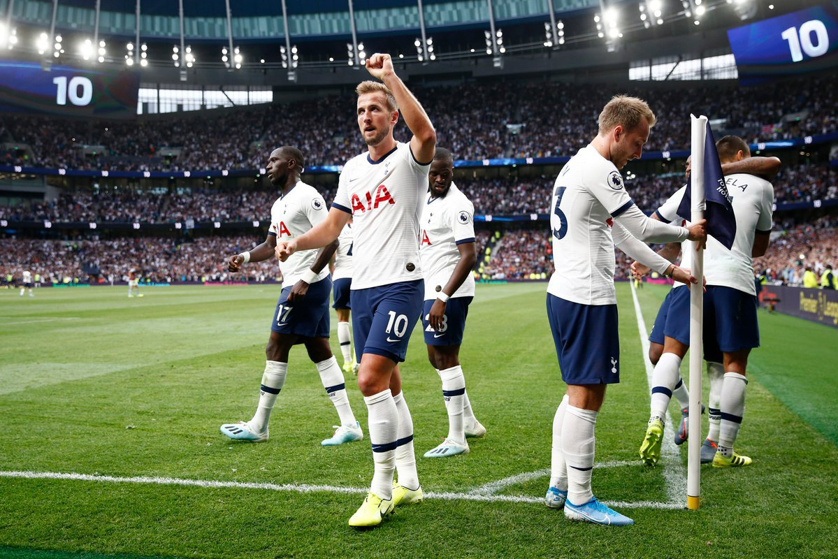 Tottenham,Aston Villa,Harry Kane