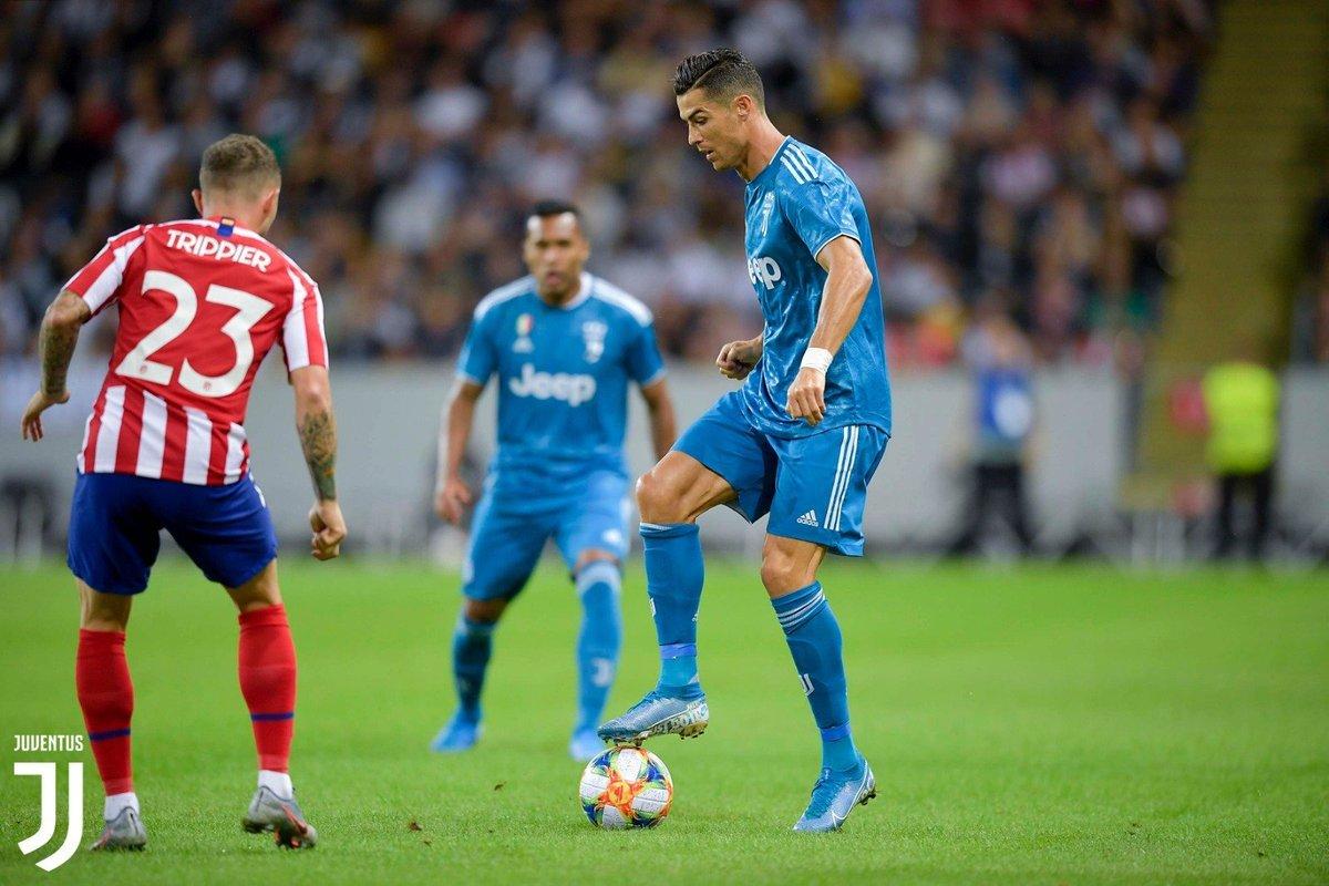 Atletico Madrid,Juventus,Joao Felix,Ronaldo