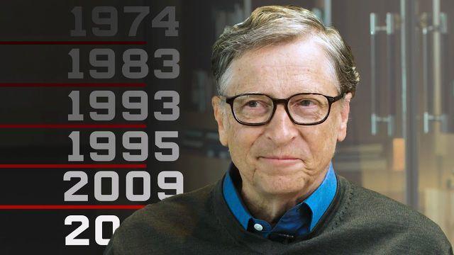 Bill Gates,giới siêu giàu