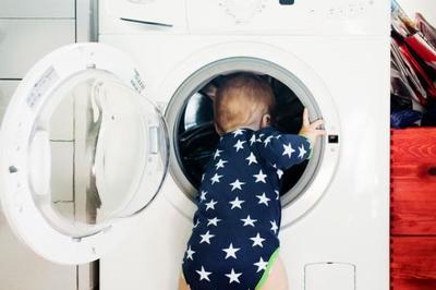 Bé trai 3 tuổi ở Mỹ tử vong trong máy giặt gia đình