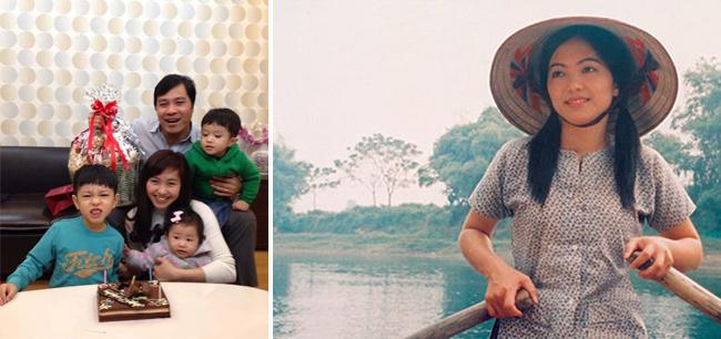 Những bà mẹ 4 con vẫn trẻ đẹp trong showbiz Việt