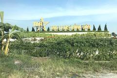 Hà Nam chỉ sai phạm của ông chủ khu đô thị TNR Stars Đồng Văn