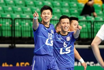 Toàn thắng vòng bảng, Thái Sơn Nam vào tứ kết giải châu Á