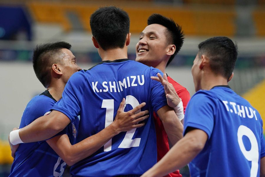 Thái Sơn Nam,Futsal châu Á