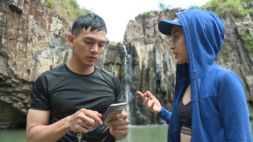 Lê Xuân Tiền,Đỗ Mỹ Linh,Cuộc đua kỳ thú