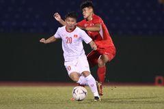 Đè bẹp Singapore, U18 Việt Nam chờ đấu U18 Thái Lan