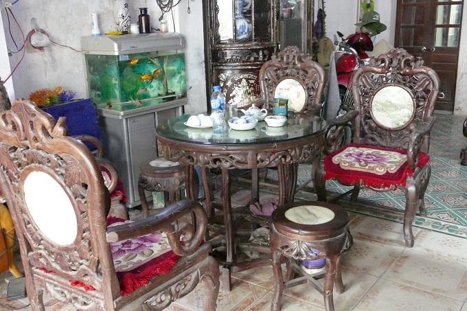 Nhà cổ,Cổ vật,Nam Định