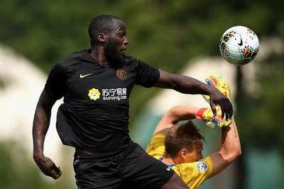 Lukaku ghi 4 bàn trận ra mắt Inter Milan, sau khi rời MU