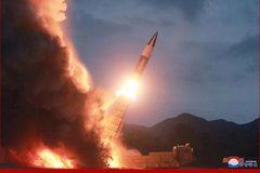 'Soi' tên lửa mới của Triều Tiên