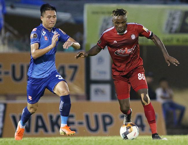 CLB TPHCM,HLV Chung Hae Seong,V-League,CLB Hà Nội