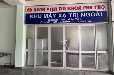 Thanh tra việc thi hành án bệnh viện có 2 nguồn phóng xạ nguy hiểm