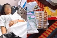 Tự uống thuốc giảm đau tại nhà, cô gái 25 tuổi tử vong