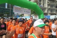 Vietnamese and Japanese win Manulife Da Nang Marathon
