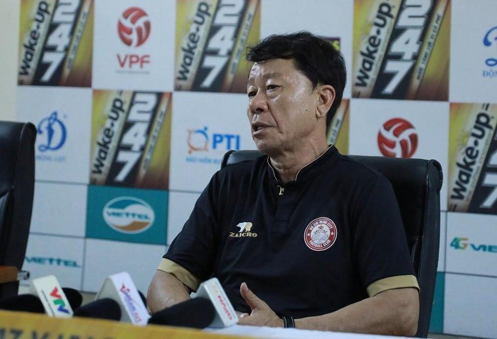V-League,Hà Nội FC,TPHCM,HAGL