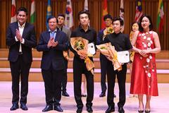 Gần 1 tỉ đồng cuộc thi violin và hòa tấu thính phòng đã tìm ra chủ nhân
