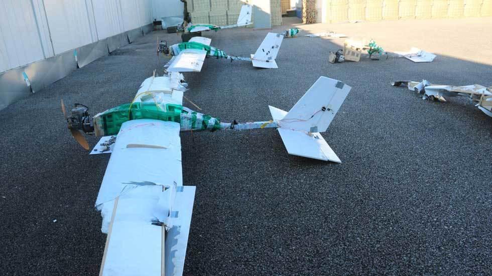 Căn cứ không quân Nga tại Syria bị tấn công liên tiếp