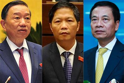 15 bộ trưởng, trưởng ngành trả lời chất vấn trước Thường vụ Quốc hội