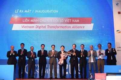 VNPT - thành viên nòng cốt của Liên minh chuyển đổi số Việt Nam