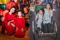 Mai Phương dẫn con gái đi du lịch Hội An sau bạo bệnh