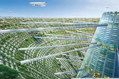 Những ý tưởng xây nhà không cần có đất ở Singapore