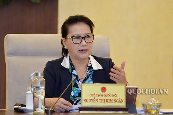 kiểm toán,Chủ tịch QH,Nguyễn Thị Kim Ngân