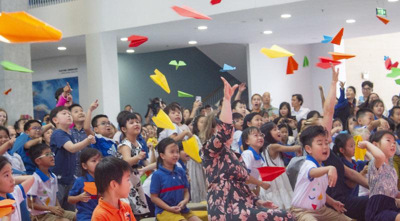 Trường quốc tế Việt Nam - Phần Lan do đại học đầu tư khai giảng