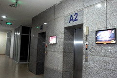 Tạm giữ kẻ tình nghi dâm ô bé gái 10 tuổi trong thang máy ở Hà Nội