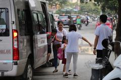 Hà Nội yêu cầu quy định rõ trách nhiệm từng người tham gia quy trình đưa đón học sinh