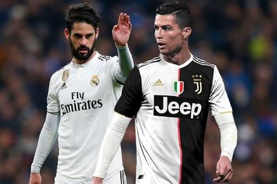 Ronaldo kêu gọi Isco bỏ Real, khoác áo Juventus