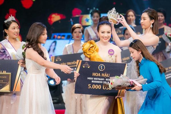 Hủy Gala ở Việt Nam, Hoa hậu doanh nhân Việt Hàn 2019 vẫn tổ chức ở Hàn Quốc