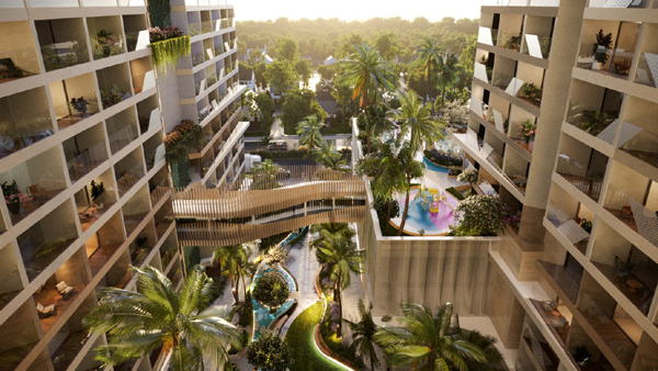 Tập đoàn An Gia phát triển tổ hợp căn hộ du lịch 5 sao tại Vũng Tàu
