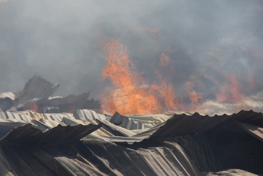 cháy,Quy Nhơn