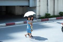 Thời tiết 3 ngày tới, Hà Nội nóng như nung