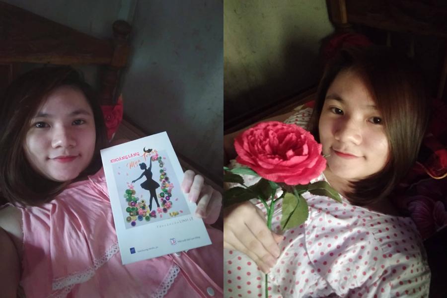 Cô gái xương thủy tinh vượt qua số phận, viết sách về cuộc đời mình