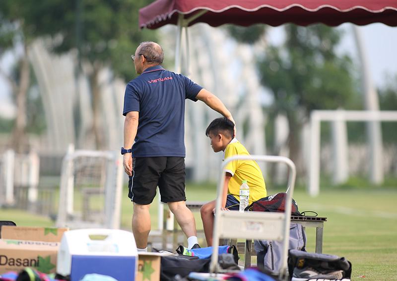U22 Việt Nam,HLV Park Hang Seo,SEA Games