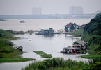 Polluted Red River affects Hanoi's beauty
