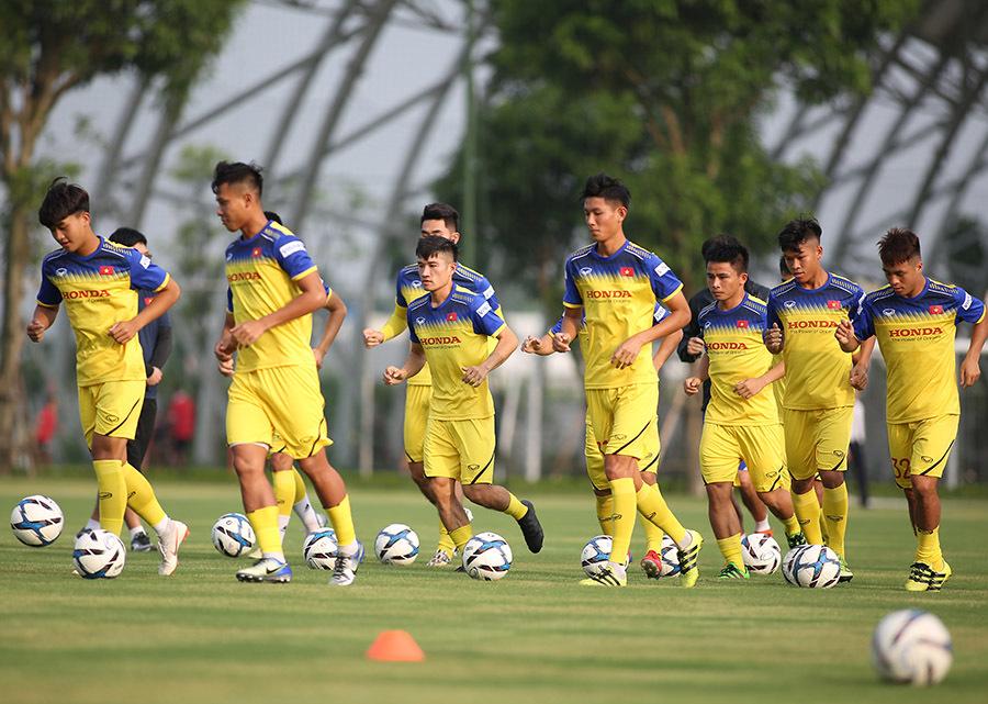 Xem trực tiếp U22 Việt Nam vs U22 Trung Quốc ở đâu?