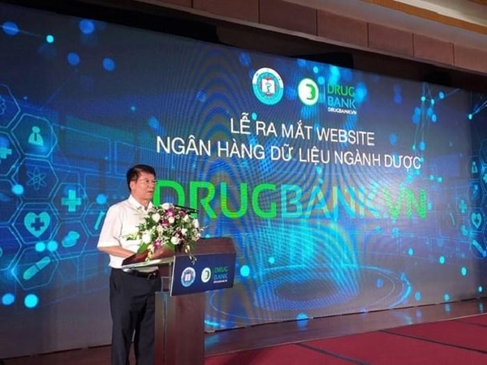 Lần đầu tiên ngành Dược Việt Nam số hóa ngân hàng dữ liệu