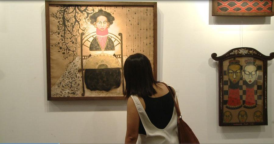 6 hoạ sĩ chung tay mở triển lãm 'Cá nhân'