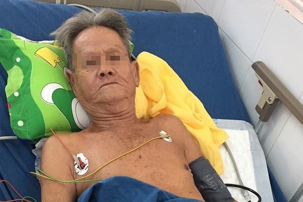 Bệnh viện Quận ở Sài Gòn cứu trái tim ngừng đập của cụ ông 69 tuổi
