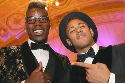 Trả lương Neymar 700.000 bảng/tuần, Real Madrid từ bỏ Pogba