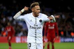 Nóng Neymar cập bến Real Madrid, MU reo vui