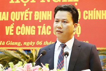 Ông Đặng Quốc Khánh làm đại biểu QH tỉnh Hà Giang
