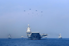 China is making waves in the East Sea