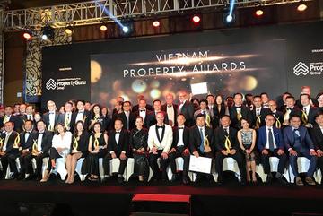 Giải thưởng Bất động sản Việt Nam 2019 sẽ vinh danh hơn 20 thương hiệu xuất sắc