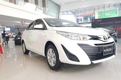 5 mẫu xe bán chạy nhất Việt Nam tháng 7/2019
