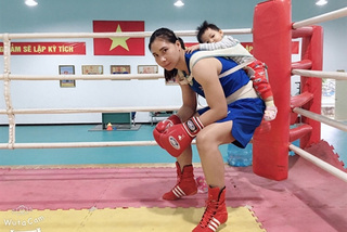 Linh to become first Vietnamese professional boxing athlete
