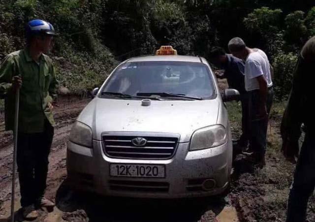 giết người,taxi,Lạng Sơn,tài xế taxi